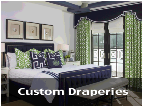 Custom Drapery Choices